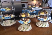 High Tea Rockley bank Tearooms